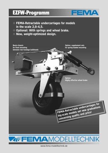EZFW-Programm - FEMA Modelltechnik