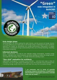 View EcoDesigner Brochure (PDF) - Dedicated CAD Systems
