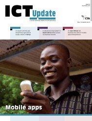 Mobile apps - ICT Update - CTA