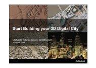 Start Building your 3D Digital City - Global Spatial Data Infrastructure ...