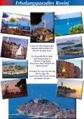 Fanreise nach Rovinj mit den Kastelruther ... - Reisegesellschaft.at - Seite 3