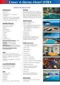 Fanreise nach Rovinj mit den Kastelruther ... - Reisegesellschaft.at - Seite 4