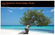 Las Americas Virtual Design Studio