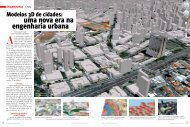 uma nova era na engenharia urbana - Portal Brasil Engenharia