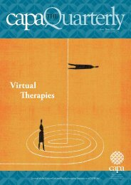 Virtual Therapies - Online Therapy Institute