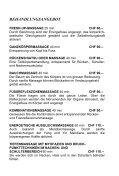 Massagen Hapimag Ascona - Seite 2