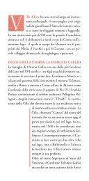 Cenni storici - Villa d'Este