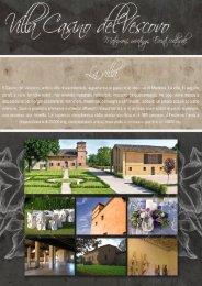 Il Casino del Vescovo, antica villa rinascimentale, appartenne in ...
