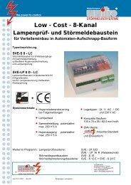 SVE-S8-LC - SPRINGSHOLZ GmbH