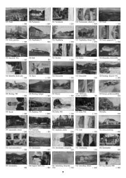 Katalógus, képeslap tételek (1419-2314, pdf) - Hodobay Aukciós Ház