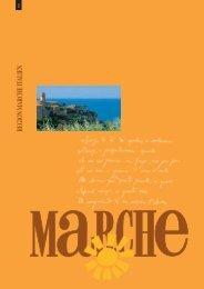 REGION MARCHE ITALIEN - Enit