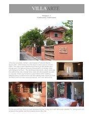 Villa Arte - Rent a Luxury Villa in Tuscany