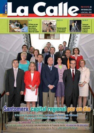 Santomera competirá en el - Revista La Calle