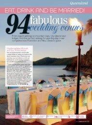 Eat Drink and Be Married, 94 fabulous wedding - Whitsundays