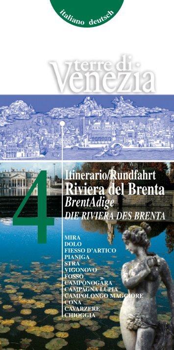 Riviera del Brenta - Assessorato al Turismo della Provincia di Venezia