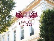 Eine Symbiose Aus Historischem Ambiente Und ... - Villa Au