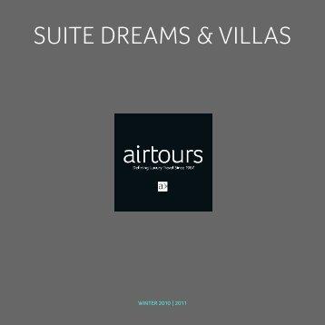 suite dreams & villas - tui.com - Onlinekatalog