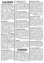 Club-NEWS - FEN: Free-Net Erlangen-Nürnberg-Fürth e.V.