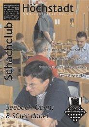 Seebach-Open: 8 ler dabei SC - FEN