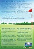 Villa Maria Charity Golf Day brochure - Page 3