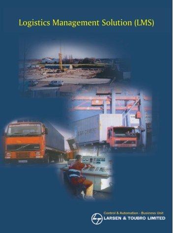 L&T Logistic Management Solution - Electrical & Automation