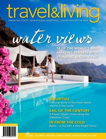 Travel & Living magazine, Australia - The Shore at Katathani ...