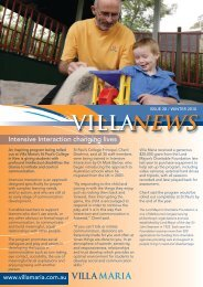 VillaNEWS VillaNEWS - Villa Maria