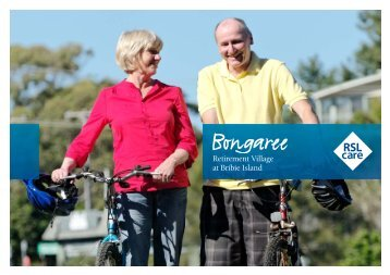 Retirement Village at Bribie Island - RSL Care