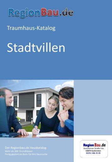 Stadtvillen - Regionbau.de