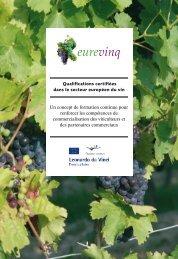 EUREVINQ - Qualifications certifiées dans le secteur ... - ADAM