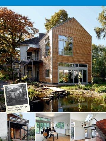 Renovieren & Energiesparen 2-2012 - Baufritz