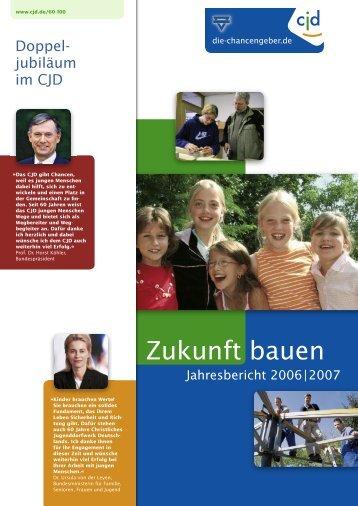 Jahresbericht 2006/2007 - CJD Waren