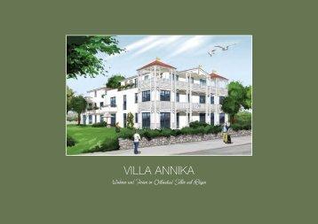 Villa annika - Fries Bau GmbH
