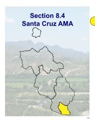 Santa Cruz AMA - Arizona Department of Water Resources