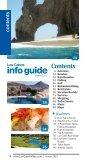 Los Cabos - The New Los Cabos Info Guide - Page 6