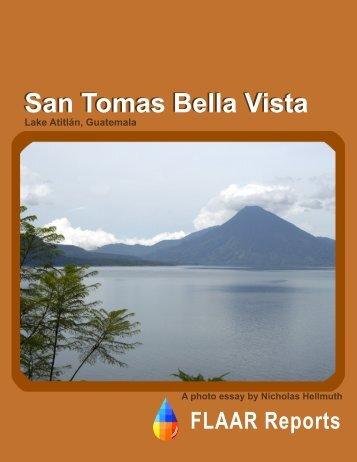 San Tomas Bella Vista - Maya Archaeology