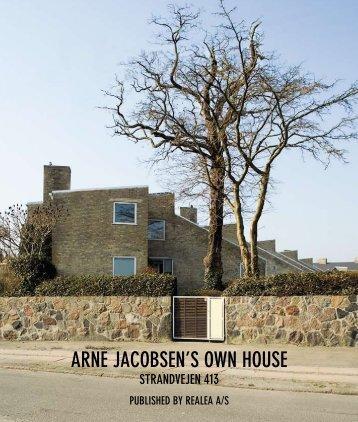 ARNE JACOBSEN'S OWN HOUSE - Realdania Byg
