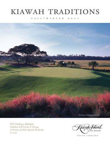 kiawah traditions - Kiawah Island Golf Resort