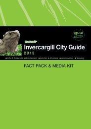 Invercargill City Guide - Market South