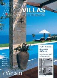 Ville 2011 - AG Villas