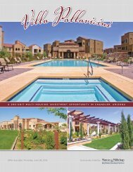Marketing Brochure - David & Gebing