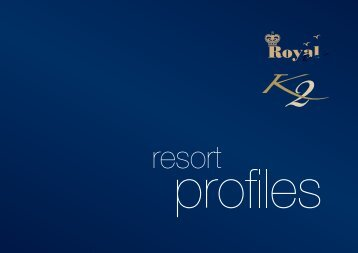 resort profiles royal resorts