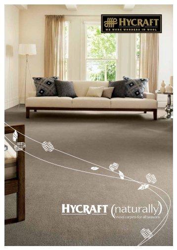 Hycraft Brochure - Godfrey Hirst Carpets