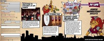 full brochure - Aston Villa