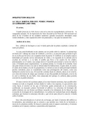 ARQUITECTURA SIGLO XX LA VILLA SABOYA.1928 ... - ies siglo xxi