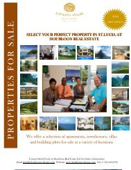 We offer a selection of apartments, townhouses, villas