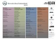 Tuesday 15 January 2013 Wednesday 16 January 2013 Thursday ...