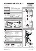 Inhaltsverzeichnis Drehrahmen für Türen - Fensterbau Schreck - Page 5