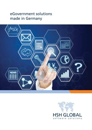 eGovernment solutions made in Germany - hsh-global