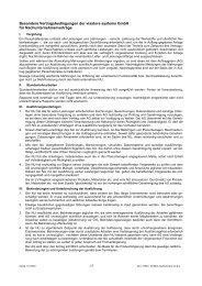 Aktennotiz in Sachen 00/0453 - Viastore Systems GmbH
